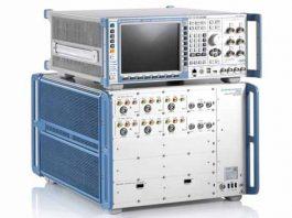 R&S CMX500 5G NR radio communication tester