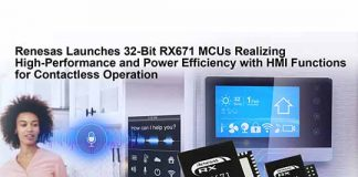 RX671 MCUs