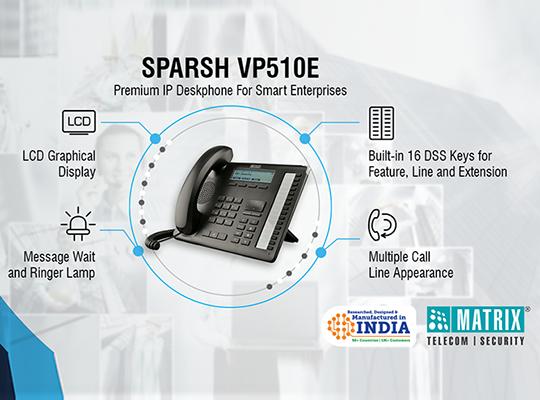 SPARSH VP510E