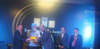 Matrix Win SME-Empowering India Award 2021
