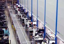 Mouser Warehouse Automation