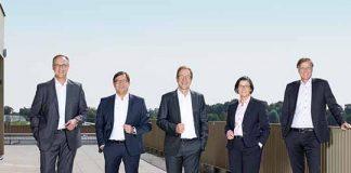 Infineon Management Board