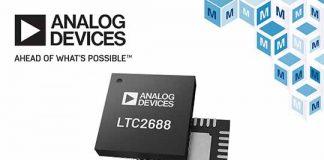Analog Devices Inc. LTC2688 16-Bit Voltage Output DAC