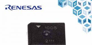 Renesas Electronics FS3000 Air Velocity Sensor Module